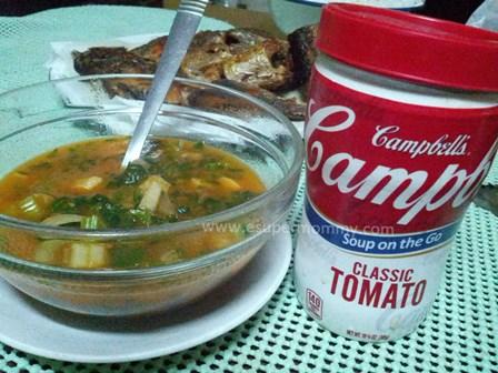 Celerey Tomato soup recipe