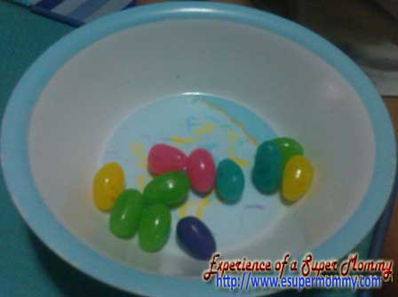 sweet Jelly bean candies