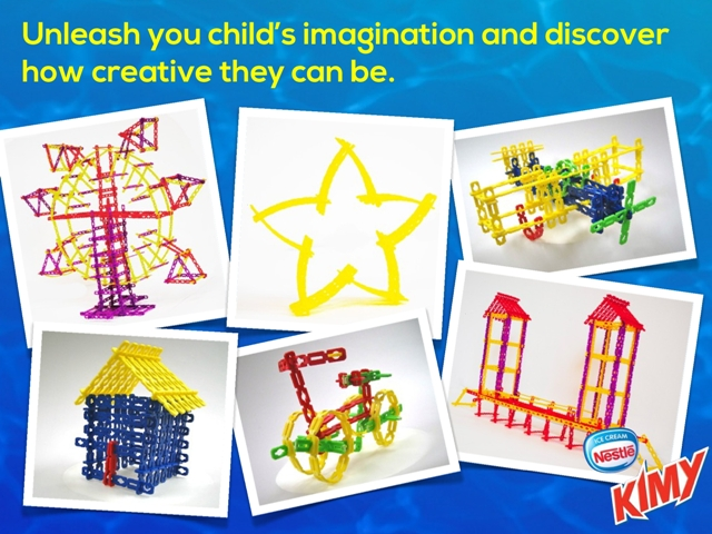 Kimy Playstix discover creativity