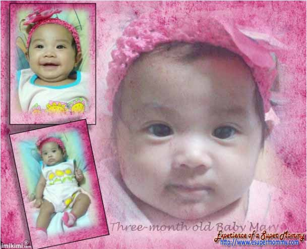 Cute Filipino Baby girl