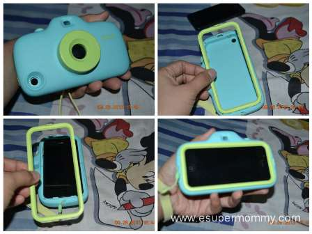 ACA toy camera case