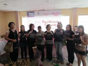 Avon Raffle PMC winners