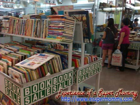 sale at booksale