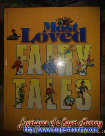 most-loved fairytalesbook