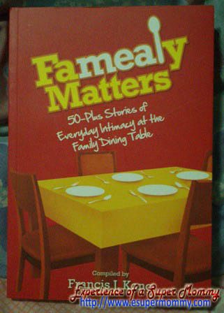 famealy matters book