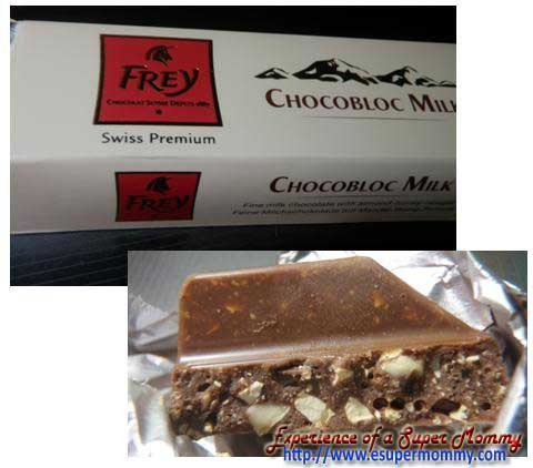 Swiss Premium Frey Chocolate Milk bar