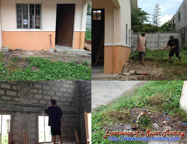 Home Improvement at Las Palmas Subdivision