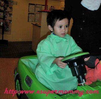 cuts4tots children hair salon