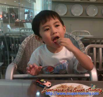 Keeping a picky-eater child healthy