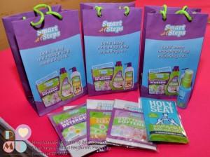 Smart Steps Products sponsor