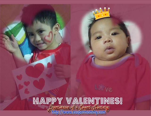 Cute Valentine Kids