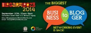 Joining in Blogapalooza 2014
