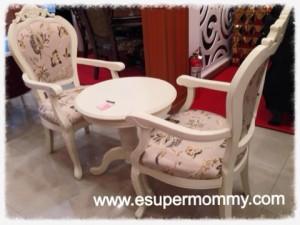 Italian Furniture Coffee set