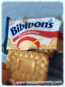 Bibibons Biscuit and Cereal in One