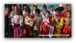 United Nations Costume for Kids in the Philippines