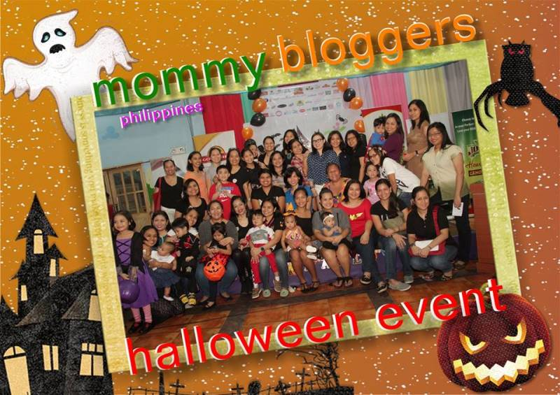 Mommy Bloggers Philippines Halloween 2014