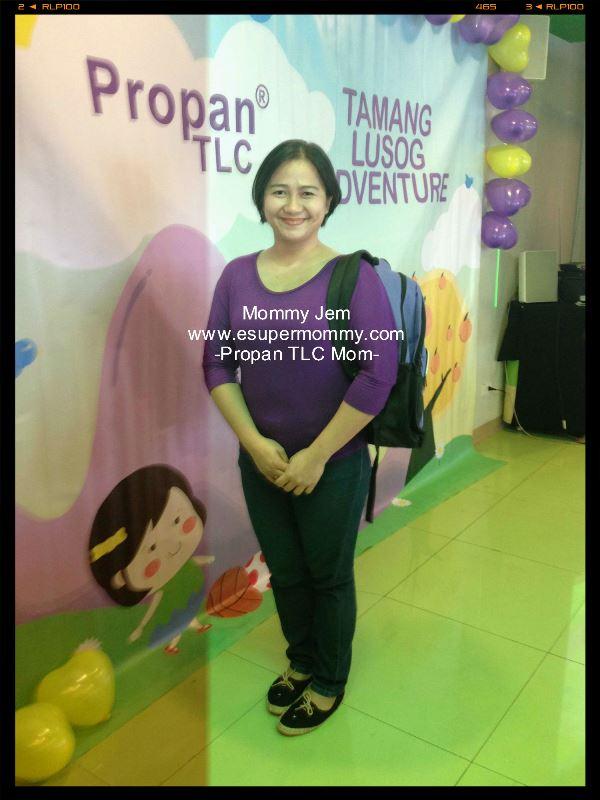 PropanTLC Mommy Blogger Partner