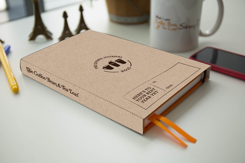 The Coffee Bean & Tea Leaf  2015 Giving Journal