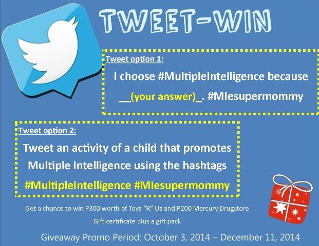 Multiple Intelligence Twitter Promo Week 9