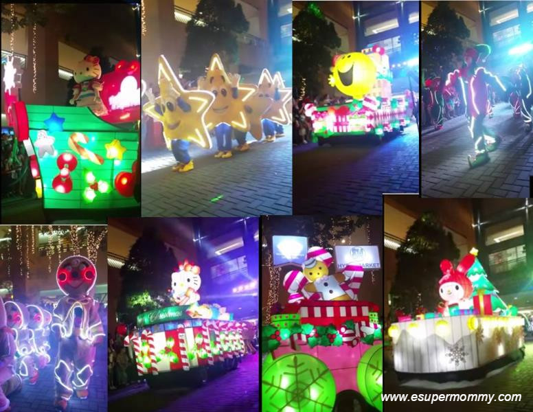 Sanrio-Style Grand Festival of Lights at SM Mall of Asia