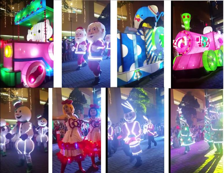 SM MOA Grand Festival of Parade