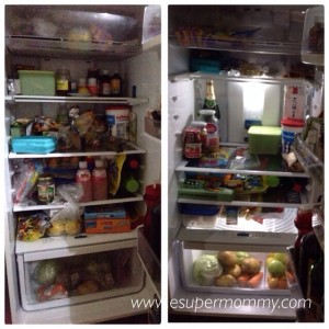 Holiday Home Tips: Clean the Refrigerator