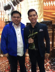 The Voice of the Philippines Season 2 Winner Receives Brother Philippines' Ph1-M Business Package
