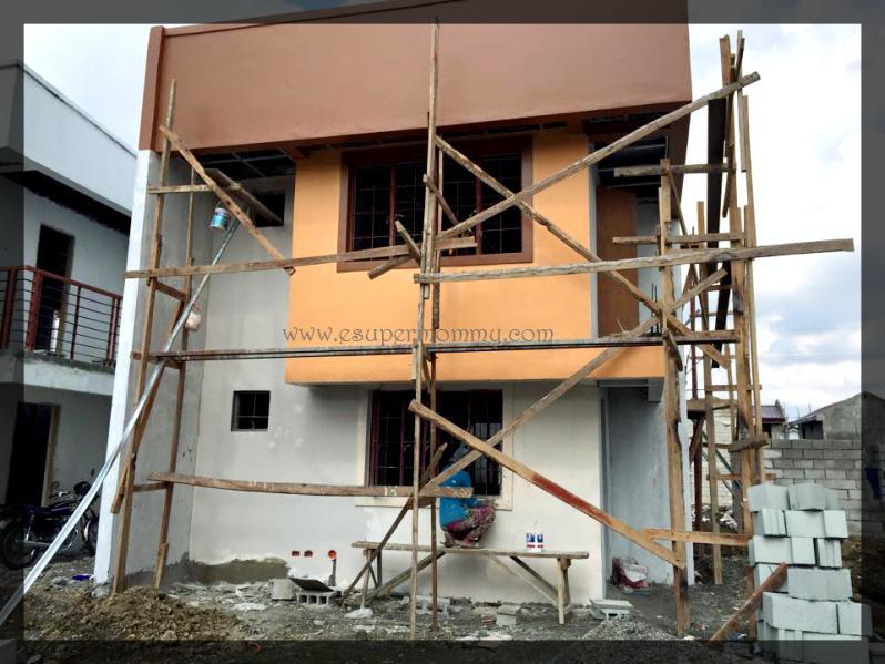 Farrah House Construction at Fairgrounds Vallejo Place