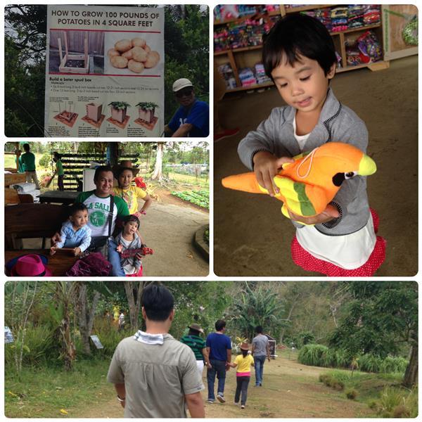Paradizoo Mendez Family Tour with kids