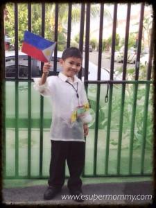 Philippines Flag Symbol