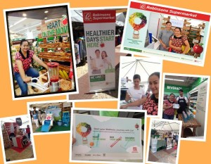 Healthier Choices at Robinsons Supermarket Wellness