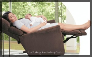 Feel Relax and Relieve Back Pain with La-Z-Boy Reclining Chair