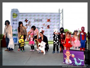 Mommy Bloggers Philippines Halloween 2015 at Sky Ranch Tagaytay