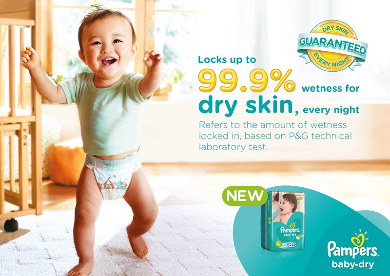 #firstswithpampers