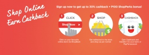 How to Shop Online Earn Cashback?