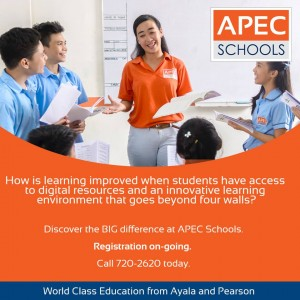 The Teacher as an Inquirer and More: An Open Letter from an APEC School Educator