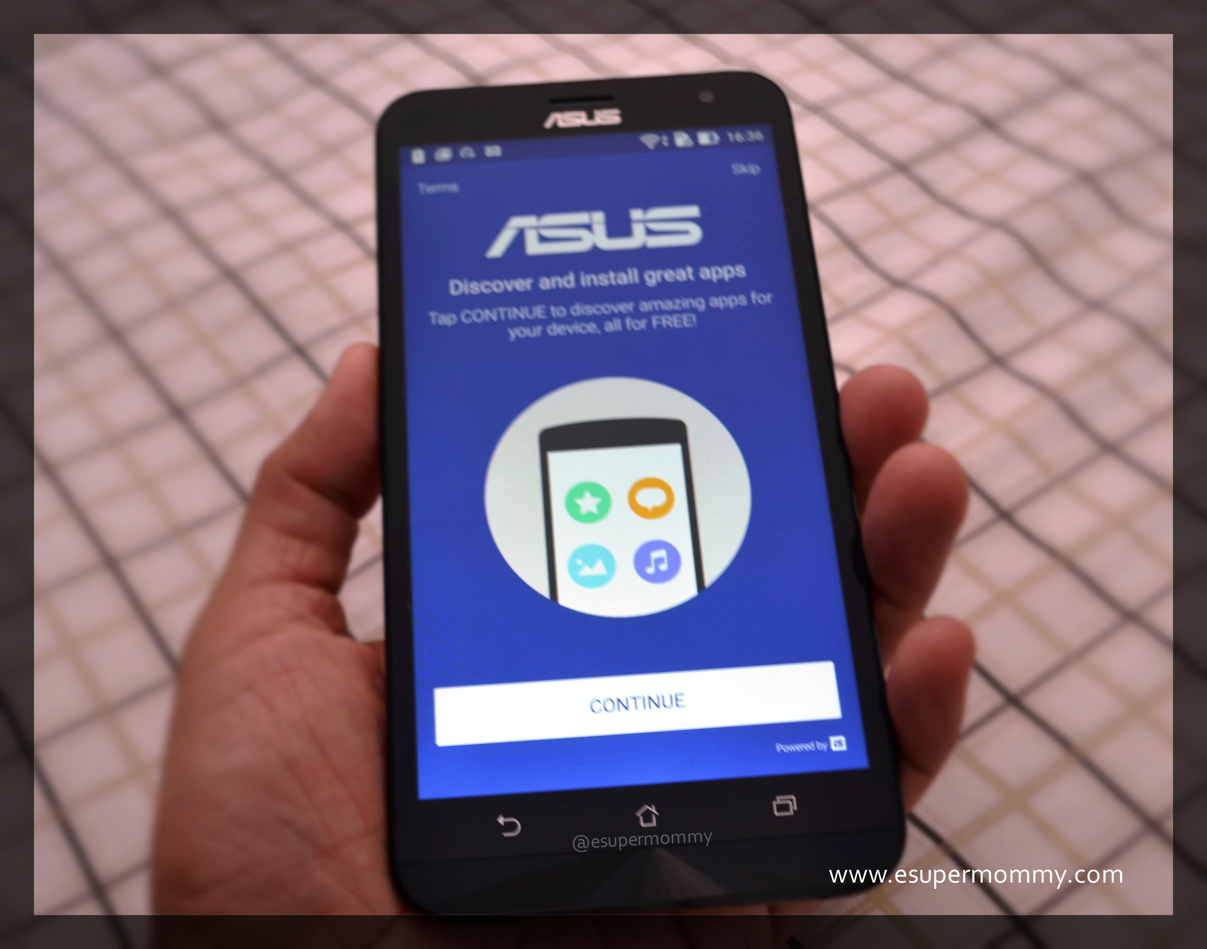 ASUS ZenFone 2 Laser 5.5 S