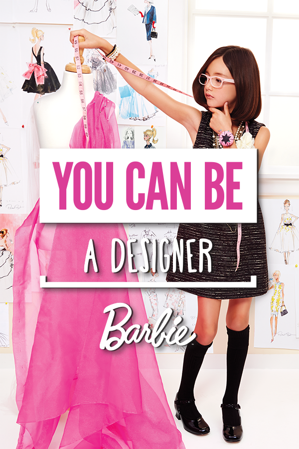 Designer Barbie