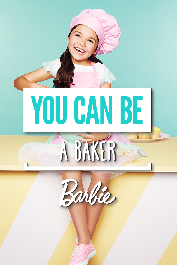 Baker Barbie