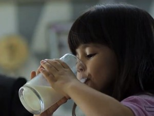 Milk Nutrients for your Kid's Age