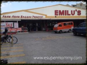 Emilu's Supermarket Molino Cavite