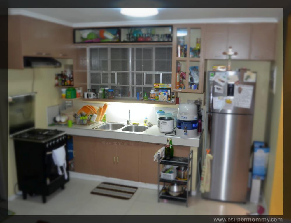 Kitchen interior design experience of a super mommy - Super ktchen desgn dzayn ...